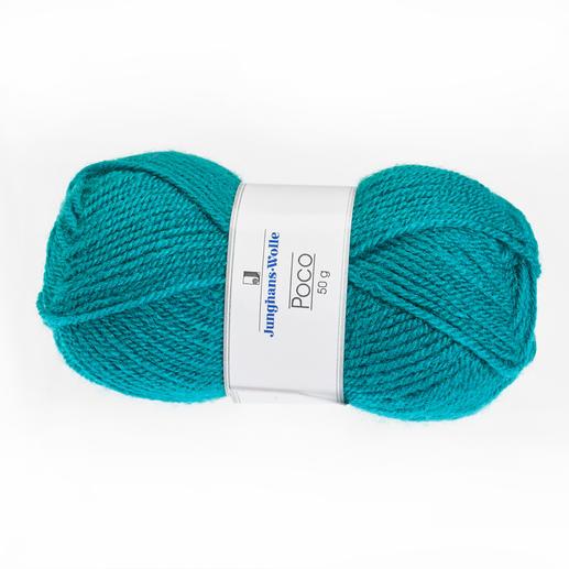 Poco von Junghans-Wolle Ein echter Preishit in bewährter Junghans-Qualität.