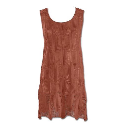 Anleitung 179/3, Tunika/Kleid aus Cotton-Superfine II von Junghans-Wolle