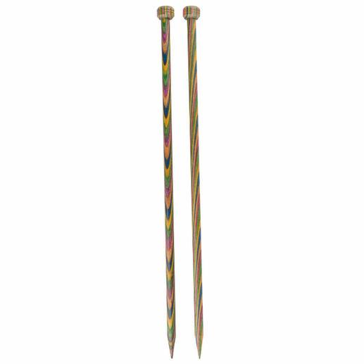 Knit Pro Symfonie Holz Stricknadeln, 35 cm