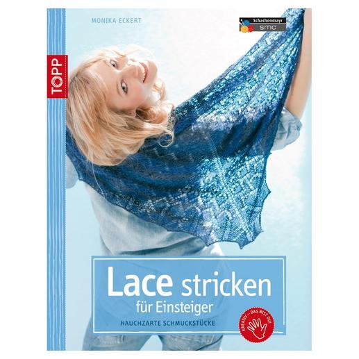 Buch - Lace stricken für Einsteiger