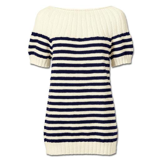 Anleitung 108/5, Pullover aus Merino-Extrafein von Junghans-Wolle