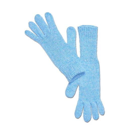 Anleitung 216/6, Fingerhandschuhe aus Katina von Junghans-Wolle