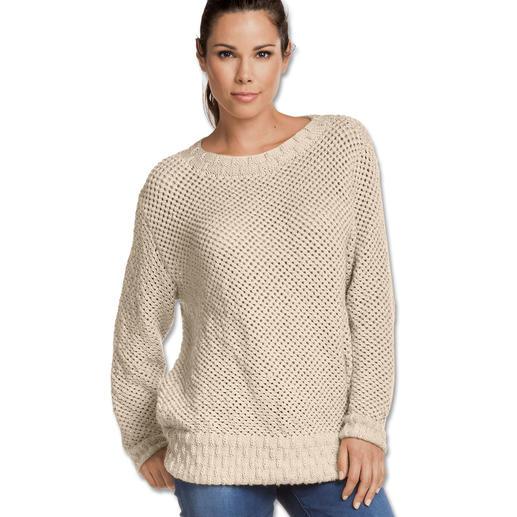 Anleitung 054/7, Pullover, 2-fädig aus Seidana® von Junghans-Wolle