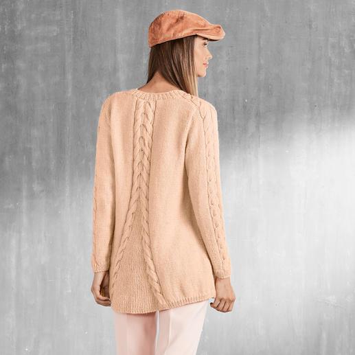 Anleitung 191/7, Damenjacke aus Peru von Junghans-Wolle