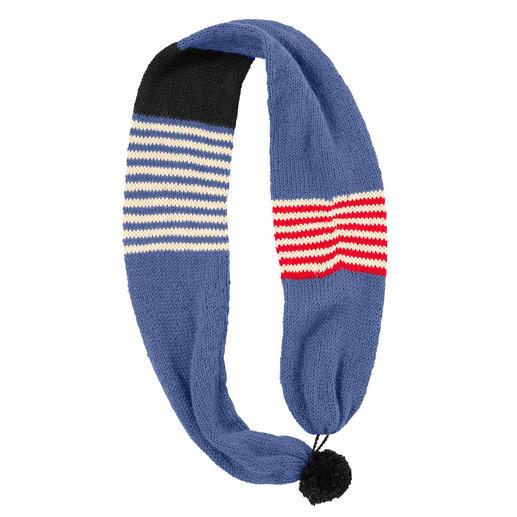 Anleitung 348/7, Schal aus Peru von Junghans-Wolle
