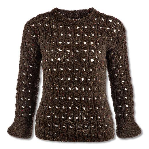 Anleitung 250/8, Pullover aus Landlord von Junghans-Wolle