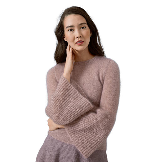 Anleitung 285/8, Pullover aus Mohair Luxe von LANG Yarns