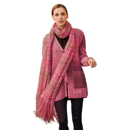 Anleitung 289/8, Schal aus Linie 98 Carlton Design Color von ONline