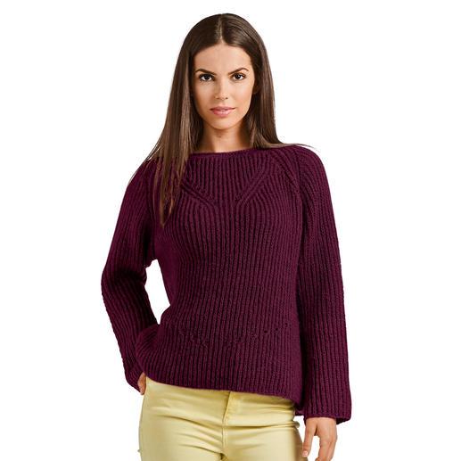 Anleitung 363/8, Pullover aus Melina von Junghans-Wolle