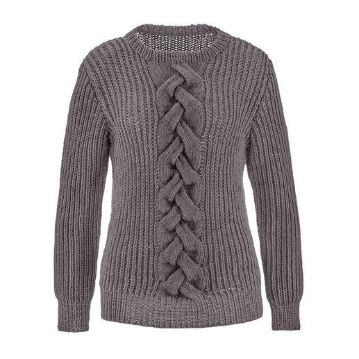 Anleitung 382/8, Pullover aus Merino-Classic von Junghans-Wolle