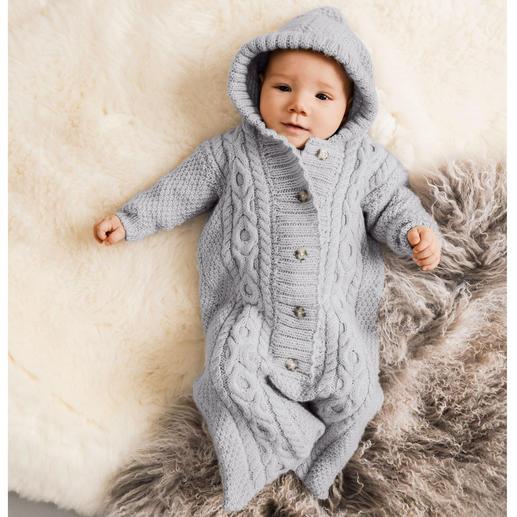 Anleitung 437/8, Schlafsack aus Baby Dream dk Uni von Rico Design