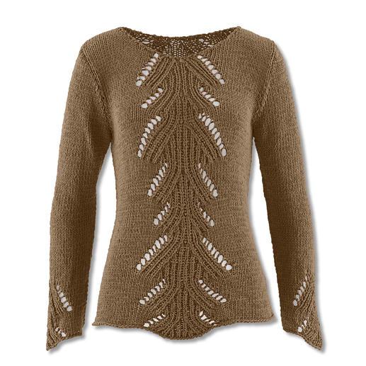 Anleitung 051/9, Pullover aus Bandana von Junghans-Wolle