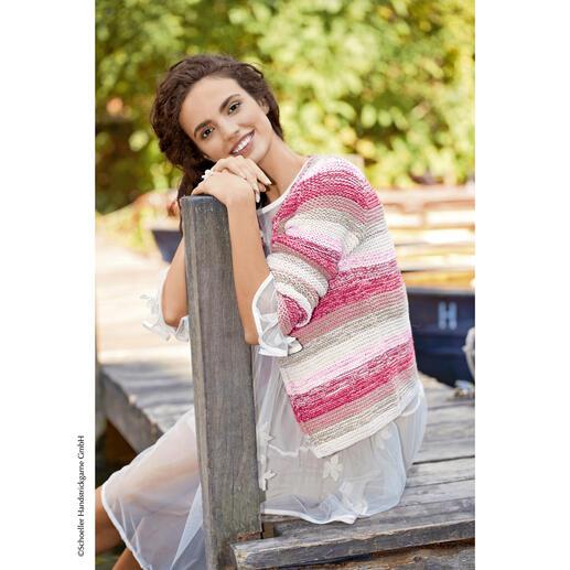 Anleitung 058/9, Damenjacke aus Merino Cotton organic von Austermann®