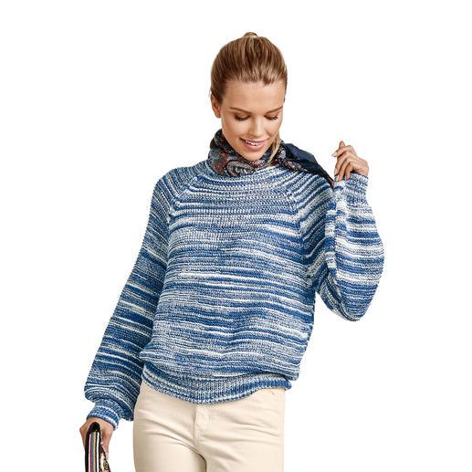 Anleitung 080/9,  Pullover aus Tappo von Junghans-Wolle