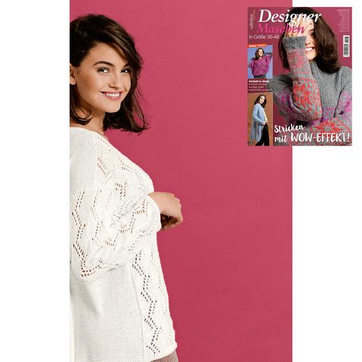 Anleitung 159/9, Pullover aus Kaschmir von Junghans-Wolle