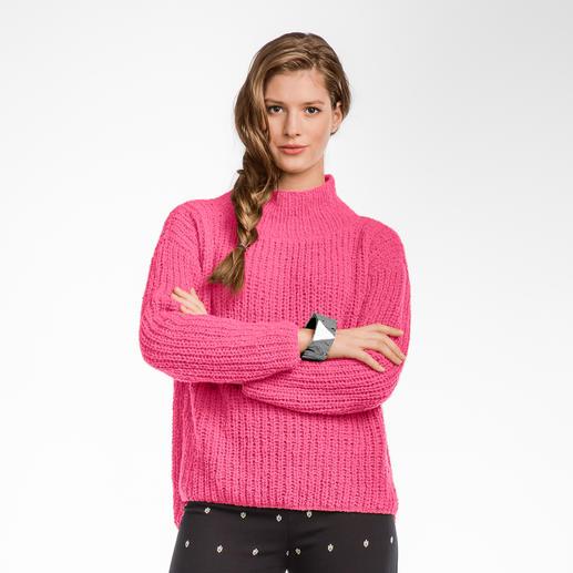 Anleitung 186/9, Pullover aus Aspra von Junghans-Wolle