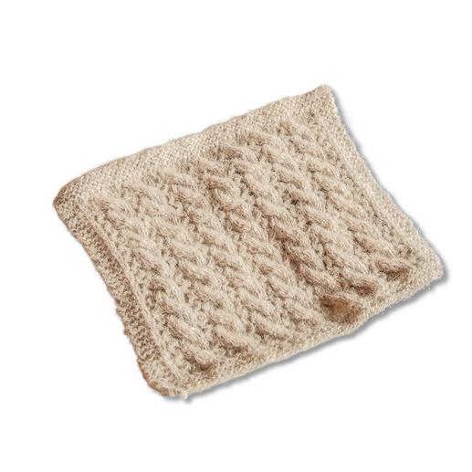 Anleitung 210/9, Decke aus Flip von Junghans-Wolle