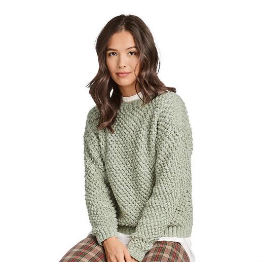 Anleitung 215/9, Pullover aus Bottoni von Junghans-Wolle