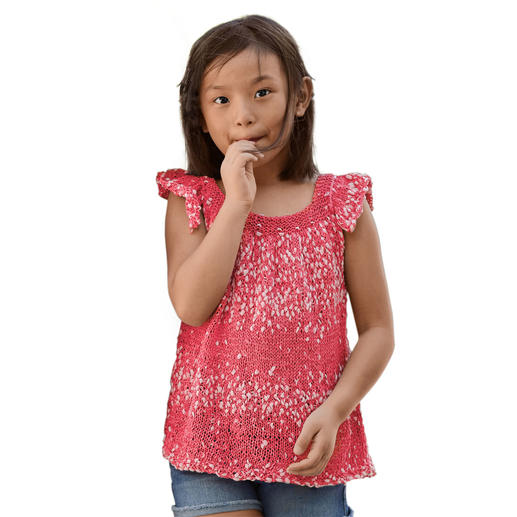 Anleitung 347/9, Kindertop aus Malibu Plus von Katia