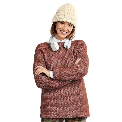 Anleitung 363/9, Pullover aus Alpaca Cotton von Junghans-Wolle