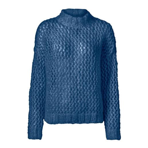 Anleitung 429/9, Damen Pullover aus Feelana von Junghans-Wolle