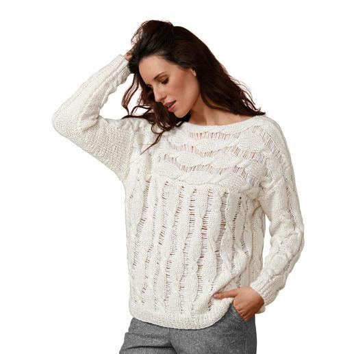 Anleitung 446/9, Pullover aus Karina von Katia