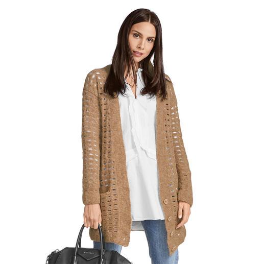 Anleitung 136/0, Mantel aus Arequipa von Junghans-Wolle