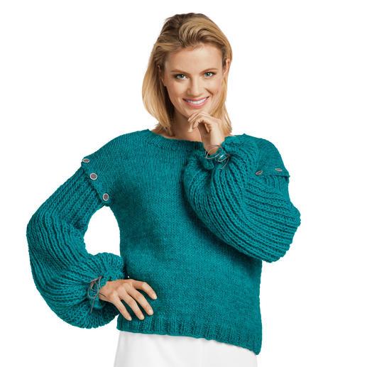 Anleitung 173/0, Pullover aus Canoso von Junghans-Wolle