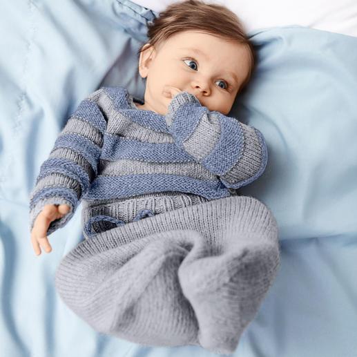 Anleitung 344/0, Baby-Pucksack bis 6 Monate aus Como von Lamana