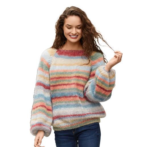 Anleitung 351/0, Pullover aus Ingenua Moda von Katia
