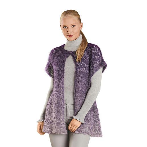 Anleitung 091/1, Jacke aus Lace von Woolly Hugs