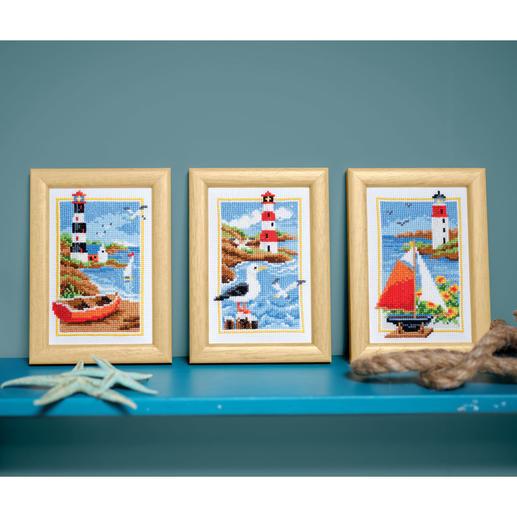 Miniaturen-Set - Tage am Meer