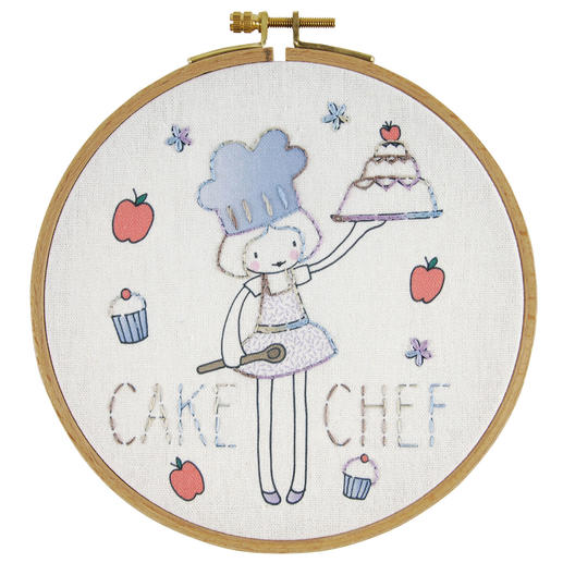 Stickbild Kids Craft - Cake Chef
