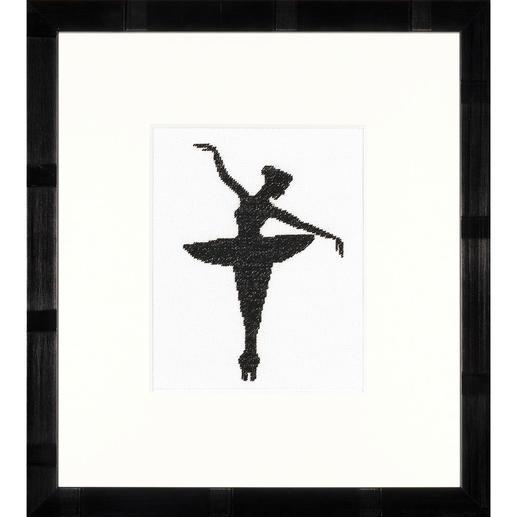 Ballett-Silhouette I