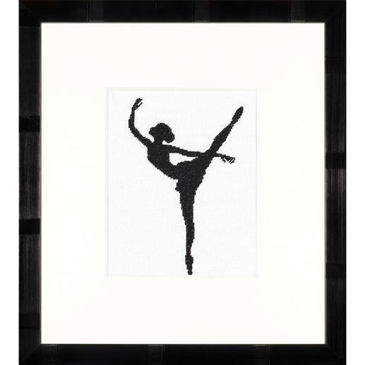 Ballett-Silhouette II