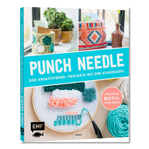 Buch - Punch Needle - Der Kreativtrend