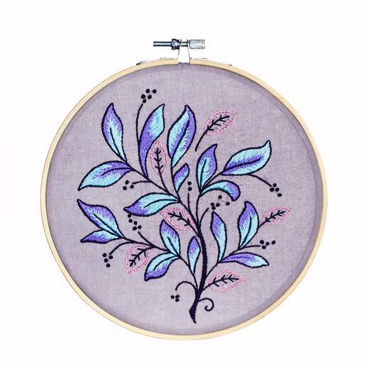 Stickbild - Purple Leaves