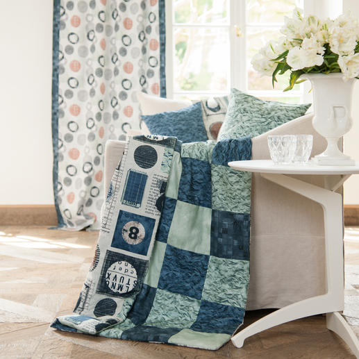 n h ideen stoffe n hen im junghans wolle creativ shop kaufen. Black Bedroom Furniture Sets. Home Design Ideas