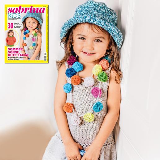 Sommerkleid aus Sabrina Kids SK 052