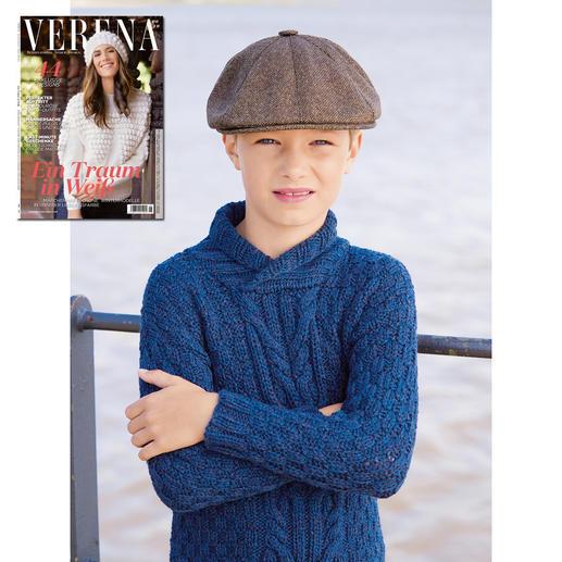 Kinder Pullover aus Verena 6/20