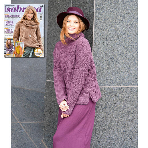 Pullover aus Sabrina 10/20