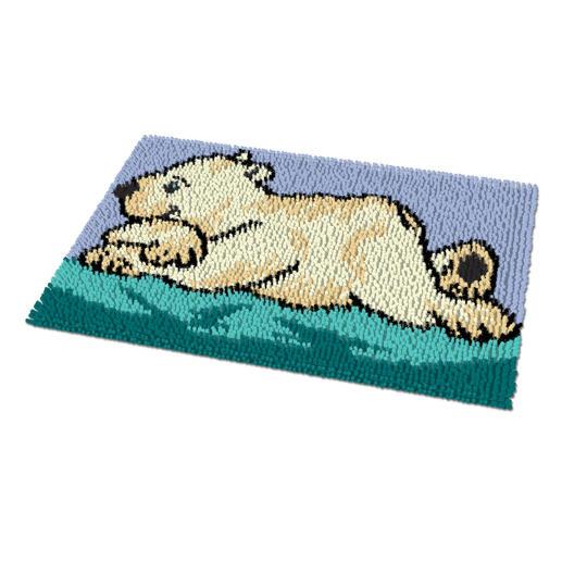 Fußmatte - Eisbär