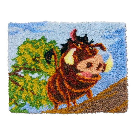Wandbehang - Pumba