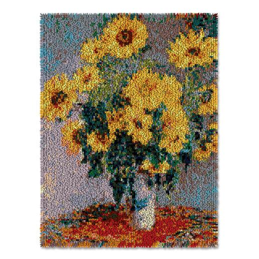 Wandbehang - Sonnenblumen von Monet