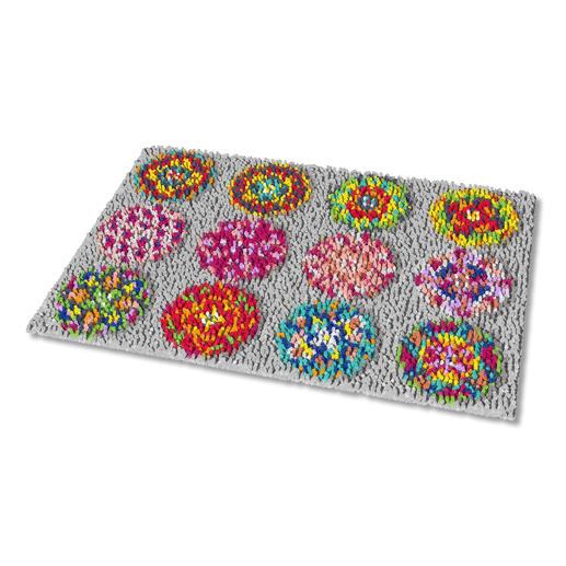 Fußmatte - Knöpfe