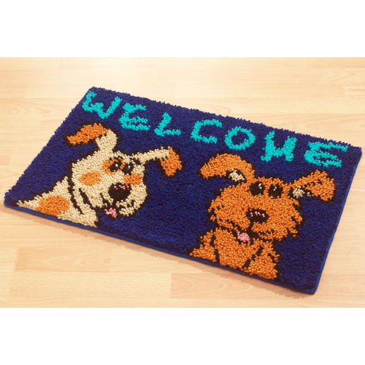 Fußmatte - Hundeheim