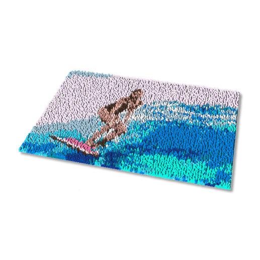 Fußmatte - Wellenreiten
