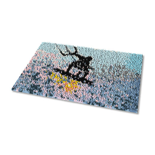 Fußmatte - Freisprung