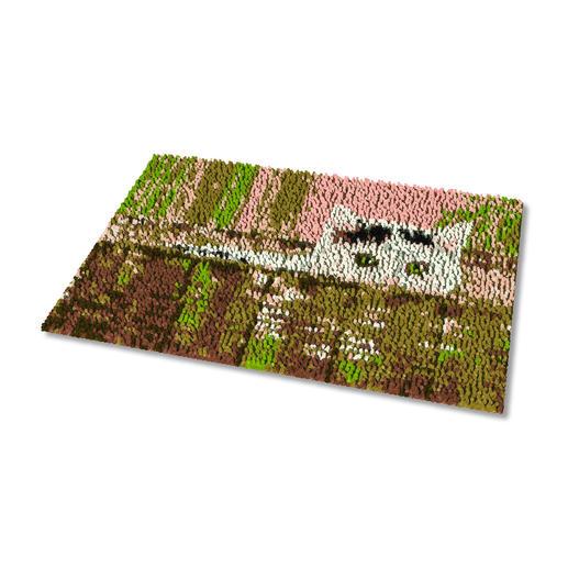 Fußmatte - Katzenkorb