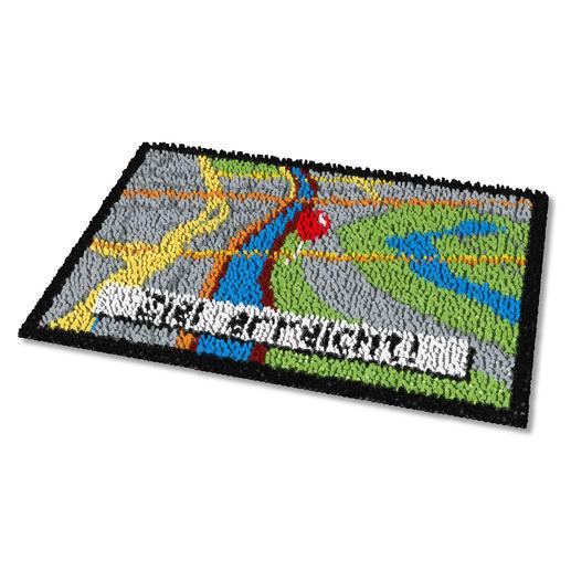 Fußmatte - Navigation